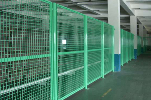 Mesh Frame Fenching